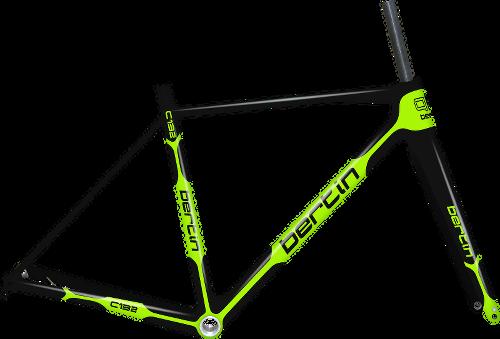 Cadre Cyclo cross